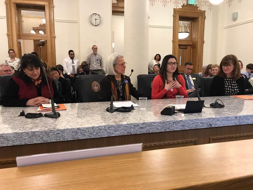2018-01-29 CO House Ed Committee
